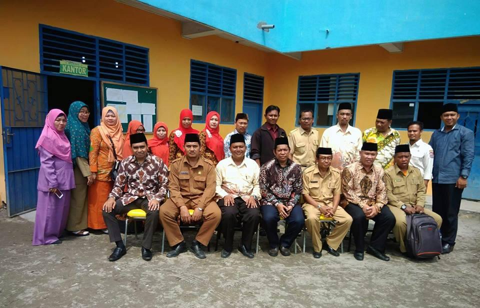 Foto Bersama Rektor UIN Sumatera Utara