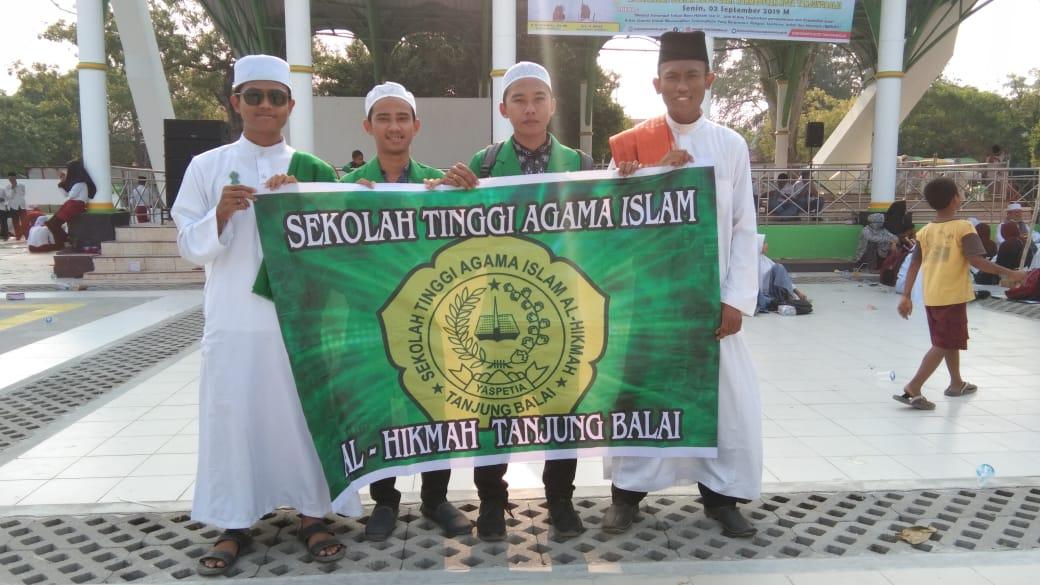 Peringatan 1 Muharram 2019 Mahasiswa/i STAI Al-Hikmah Tanjungbalai